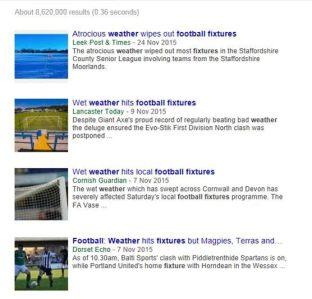 Google 3G Weather