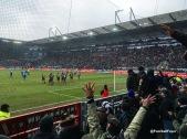 Time to celebrate for the St. Pauli faithful. Image: @FootballFoyer