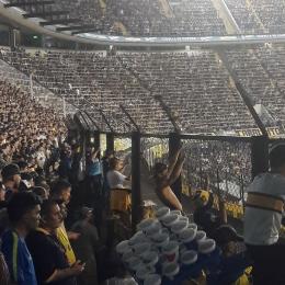 Boca Juniors crowd