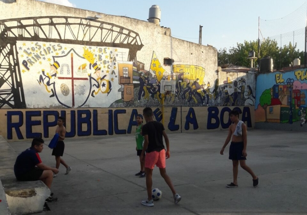 street-football-boca-juniors-tommie-collins